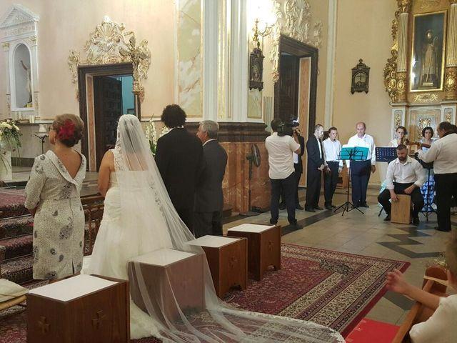 La boda de David  y Rocío  en Pedralba, Valencia 1