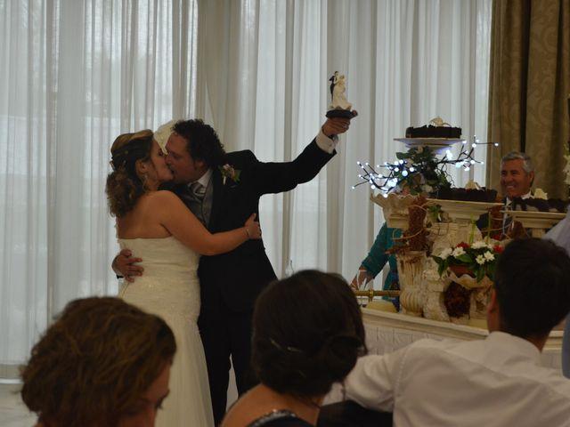 La boda de David  y Rocío  en Pedralba, Valencia 5