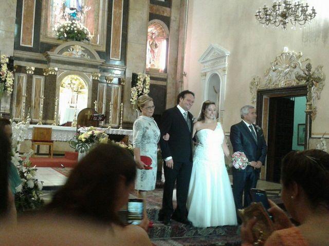 La boda de David  y Rocío  en Pedralba, Valencia 11