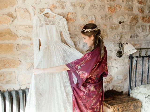 La boda de Roman y Mayte en Villaescusa De Haro, Cuenca 4