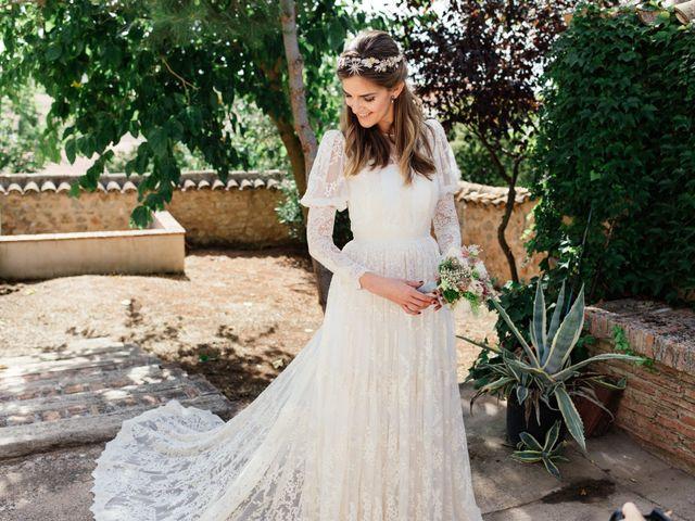 La boda de Roman y Mayte en Villaescusa De Haro, Cuenca 10