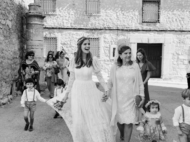 La boda de Roman y Mayte en Villaescusa De Haro, Cuenca 11
