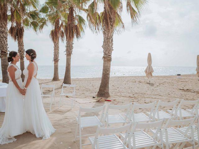 La boda de Gogi y Ana en El Vendrell, Tarragona 35