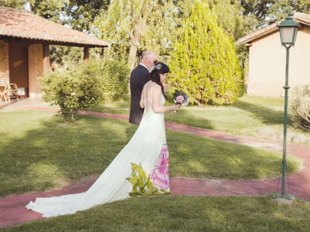 La boda de Fernando y Blanca en Candeleda, Ávila 65