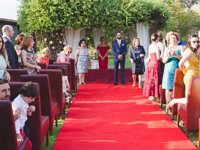 La boda de Fernando y Blanca en Candeleda, Ávila 66
