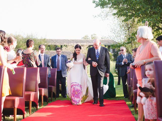 La boda de Fernando y Blanca en Candeleda, Ávila 67