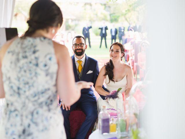 La boda de Fernando y Blanca en Candeleda, Ávila 73