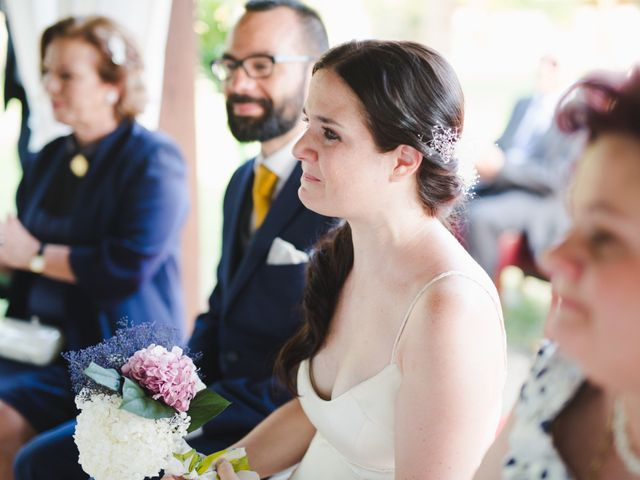 La boda de Fernando y Blanca en Candeleda, Ávila 74