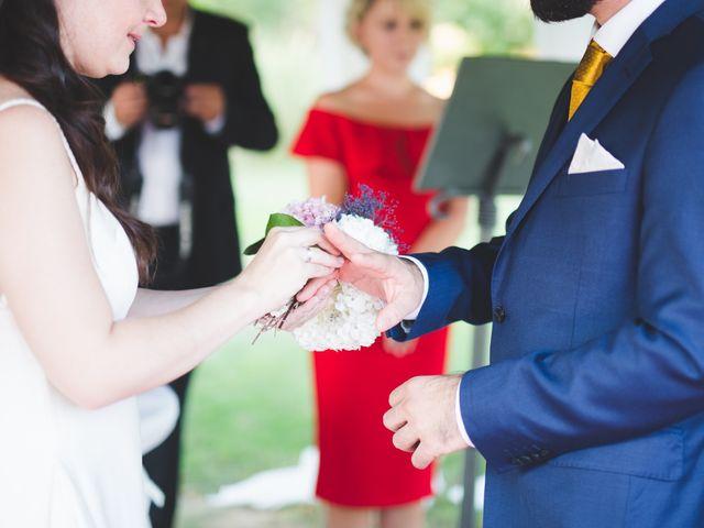 La boda de Fernando y Blanca en Candeleda, Ávila 79