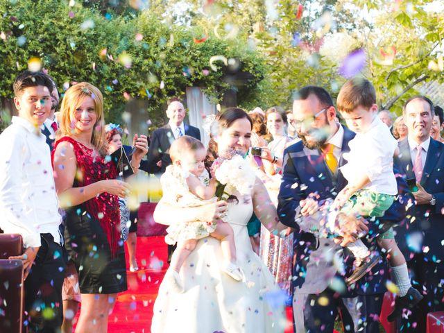 La boda de Fernando y Blanca en Candeleda, Ávila 85
