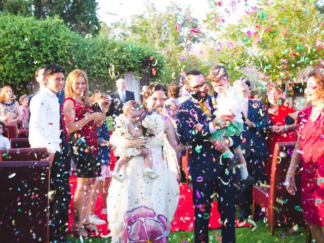 La boda de Fernando y Blanca en Candeleda, Ávila 86