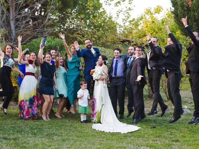 La boda de Fernando y Blanca en Candeleda, Ávila 87