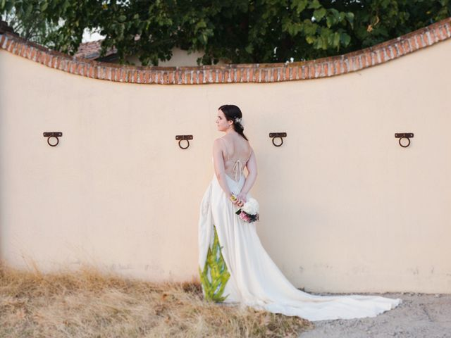 La boda de Fernando y Blanca en Candeleda, Ávila 91