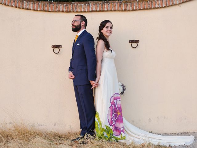 La boda de Fernando y Blanca en Candeleda, Ávila 92
