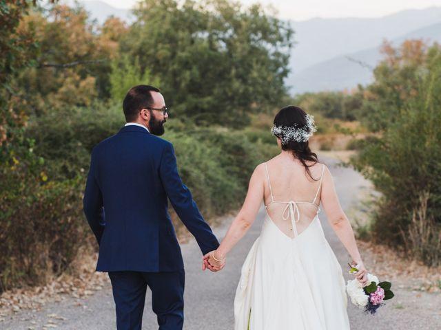 La boda de Fernando y Blanca en Candeleda, Ávila 93