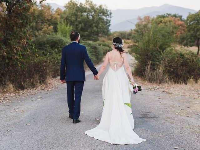 La boda de Fernando y Blanca en Candeleda, Ávila 94