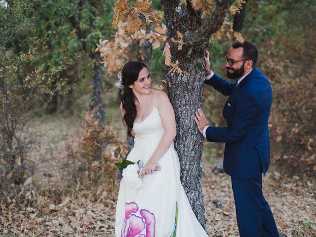 La boda de Fernando y Blanca en Candeleda, Ávila 97