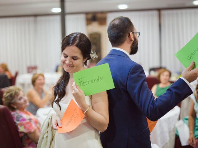 La boda de Fernando y Blanca en Candeleda, Ávila 113