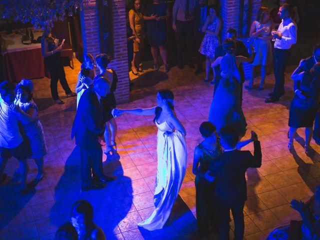 La boda de Fernando y Blanca en Candeleda, Ávila 119