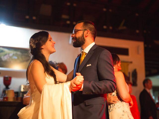 La boda de Fernando y Blanca en Candeleda, Ávila 121