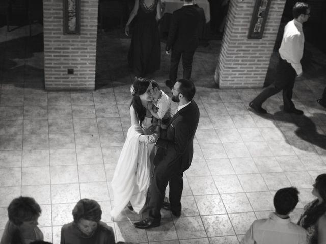 La boda de Fernando y Blanca en Candeleda, Ávila 122
