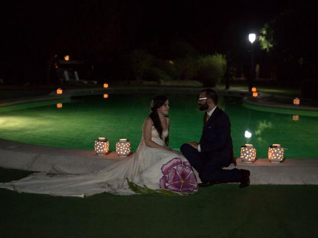 La boda de Fernando y Blanca en Candeleda, Ávila 123