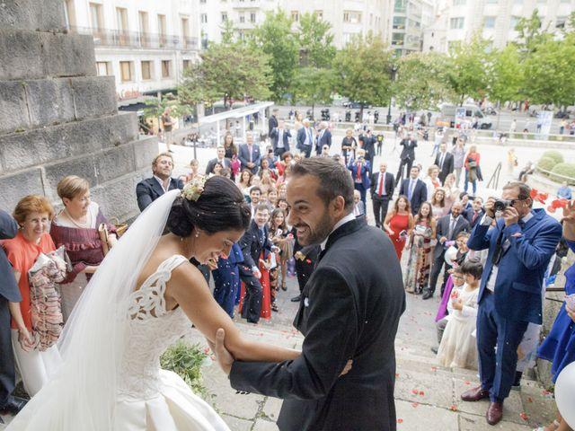 La boda de Samuel y Ines en Santander, Cantabria 9