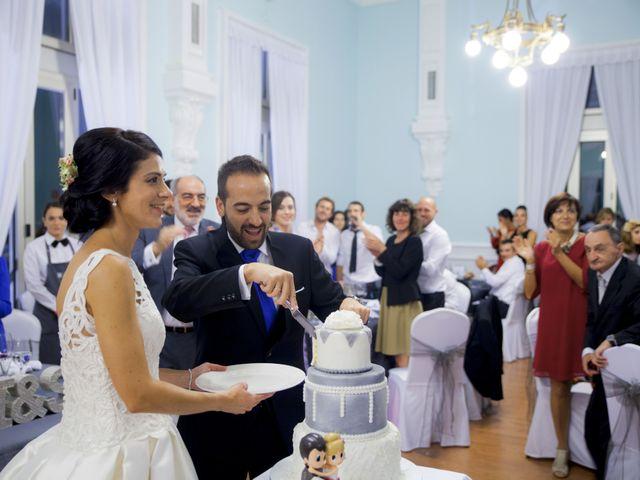 La boda de Samuel y Ines en Santander, Cantabria 17