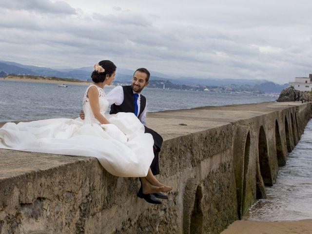 La boda de Samuel y Ines en Santander, Cantabria 23