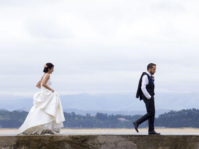 La boda de Samuel y Ines en Santander, Cantabria 24