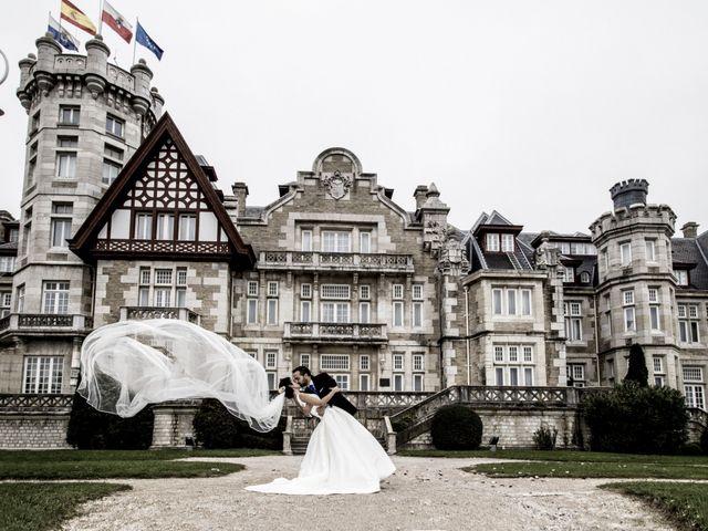 La boda de Samuel y Ines en Santander, Cantabria 25