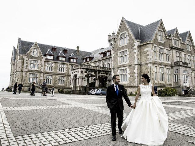La boda de Samuel y Ines en Santander, Cantabria 26