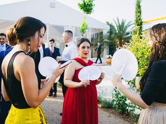 La boda de Pablo y Carmen en Badajoz, Badajoz 31