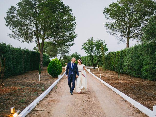La boda de Pablo y Carmen en Badajoz, Badajoz 46