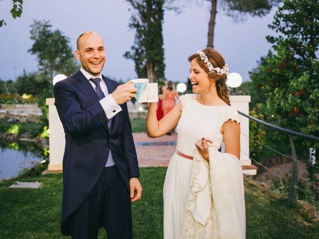 La boda de Pablo y Carmen en Badajoz, Badajoz 50