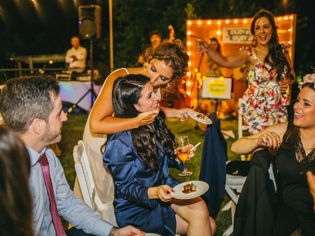 La boda de Pablo y Carmen en Badajoz, Badajoz 60