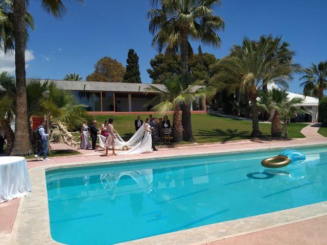 La boda de Sergio y Ana María en La/villajoyosa Vila Joiosa, Alicante 3