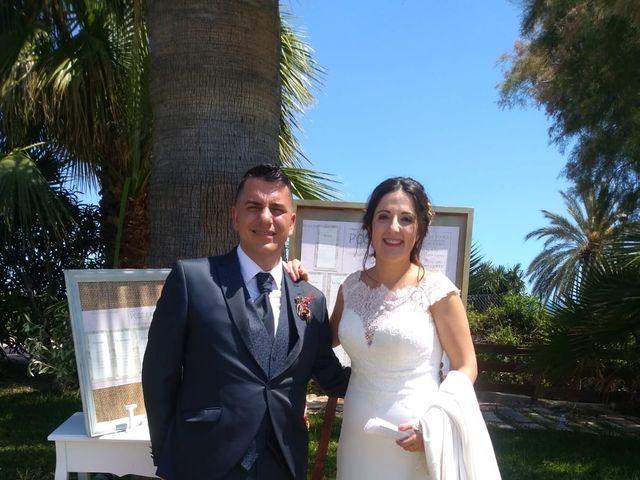 La boda de Sergio y Ana María en La/villajoyosa Vila Joiosa, Alicante 5