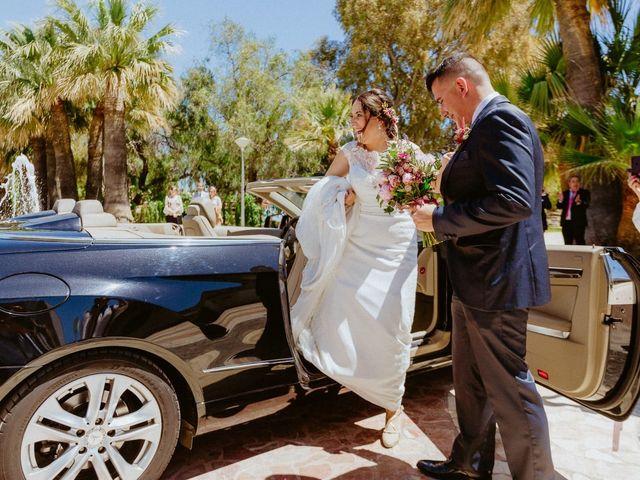 La boda de Sergio y Ana María en La/villajoyosa Vila Joiosa, Alicante 10