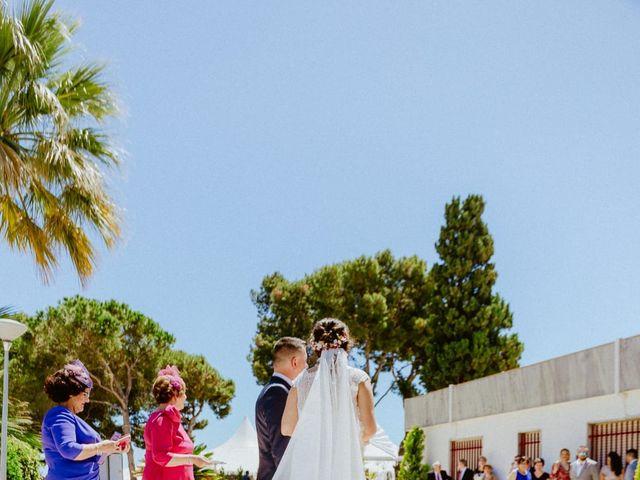La boda de Sergio y Ana María en La/villajoyosa Vila Joiosa, Alicante 11