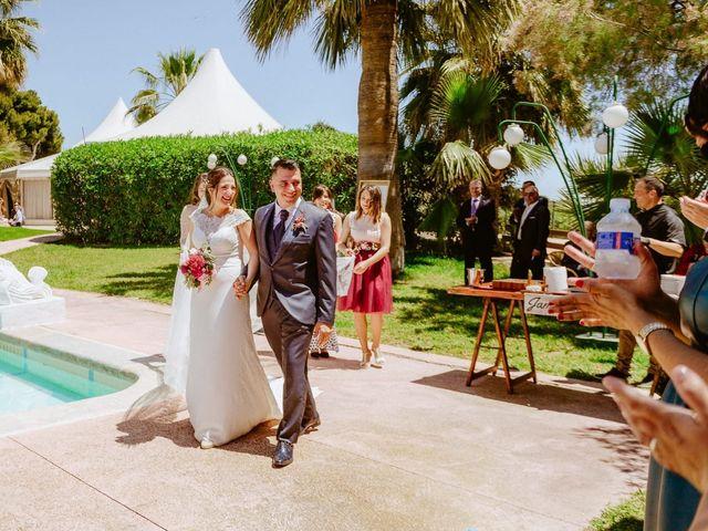 La boda de Sergio y Ana María en La/villajoyosa Vila Joiosa, Alicante 12