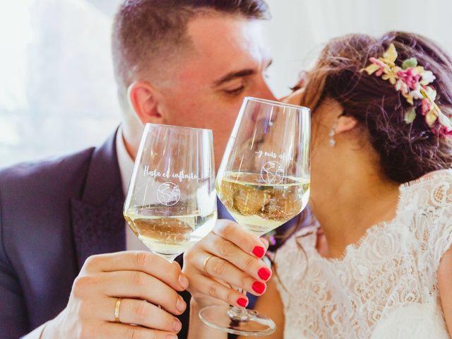 La boda de Sergio y Ana María en La/villajoyosa Vila Joiosa, Alicante 13