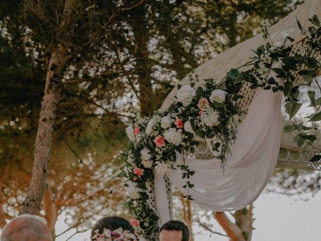 La boda de Olaf y Carol en Castalla, Alicante 9