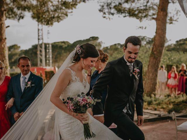 La boda de Olaf y Carol en Castalla, Alicante 10