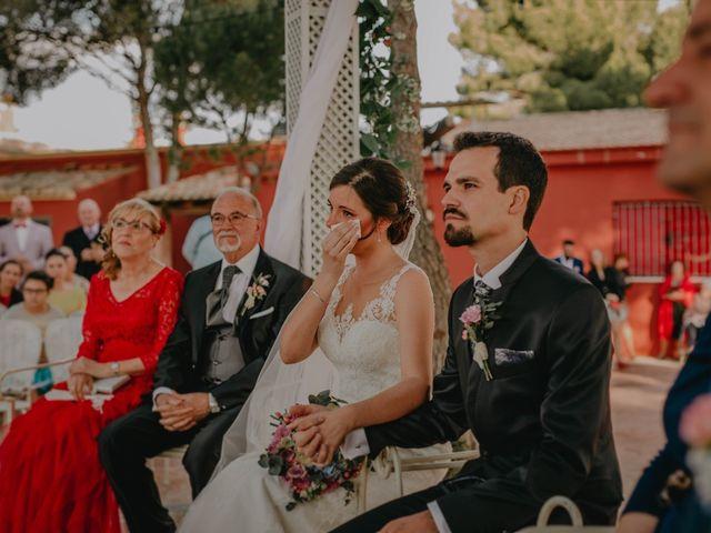 La boda de Olaf y Carol en Castalla, Alicante 11