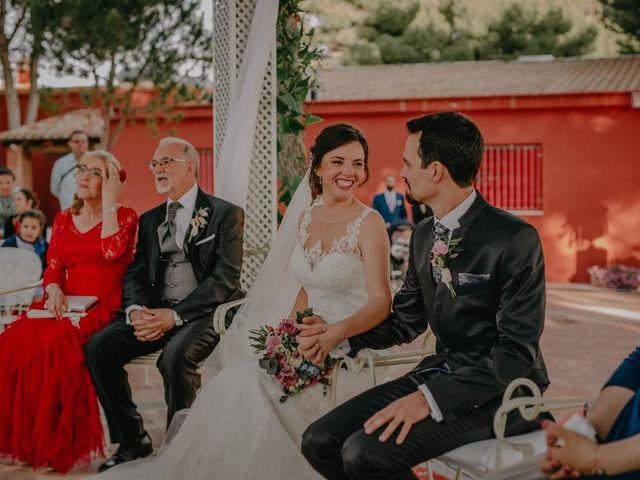 La boda de Olaf y Carol en Castalla, Alicante 12