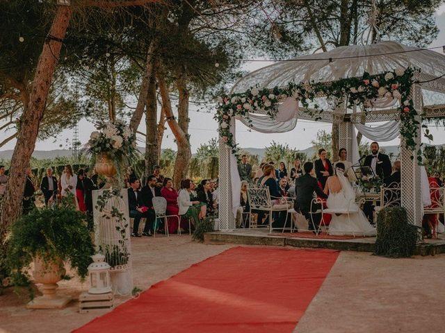 La boda de Olaf y Carol en Castalla, Alicante 14