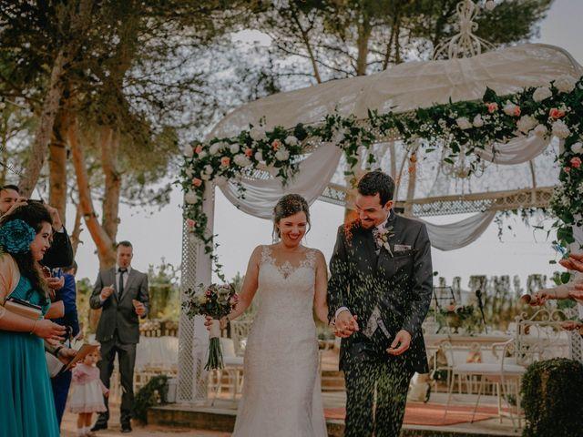 La boda de Olaf y Carol en Castalla, Alicante 17