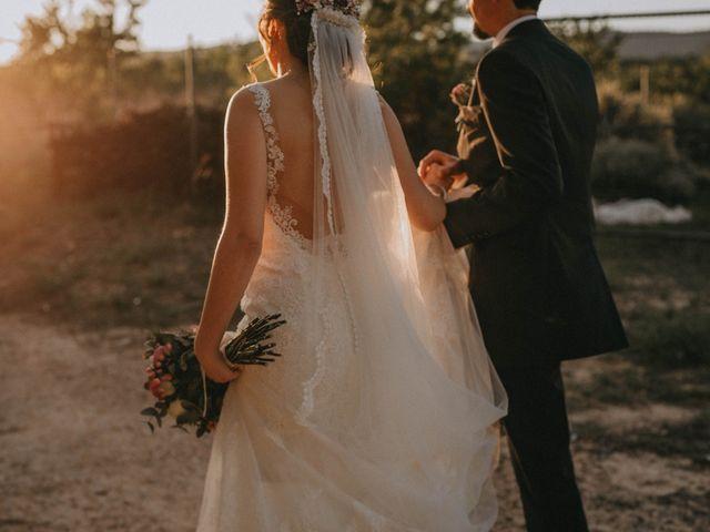La boda de Olaf y Carol en Castalla, Alicante 18