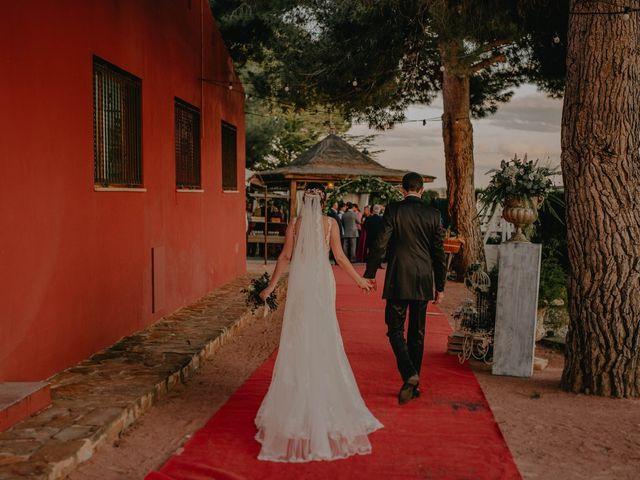 La boda de Olaf y Carol en Castalla, Alicante 23